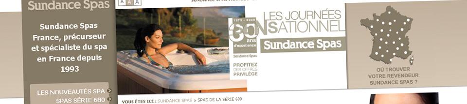 Sundance Spas France